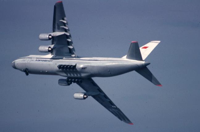 An-124 Condor military