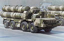 5P85DU missile launcher of S-300PM surface-to-air missile system, 1990 (142 Kb)