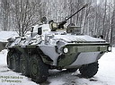 BTR-90 «Rostok» (GAZ-5923) armored personnel carrier (77 Kb)