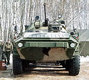 BTR-90 «Rostok» (GAZ-5923) armored personnel carrier (66 Kb)