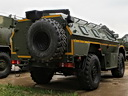 KamAZ-43269 special armored chassis, 2014 (121 Kb)