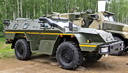 KamAZ-43269 special armored chassis, 2014 (154 Kb)