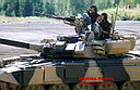 T-90 main battle tank (41 Kb)