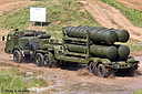 5T58-2 transport vehicle on BAZ-6402-015 (6x6) chassis for S-400 system, 2011 (459 Kb)