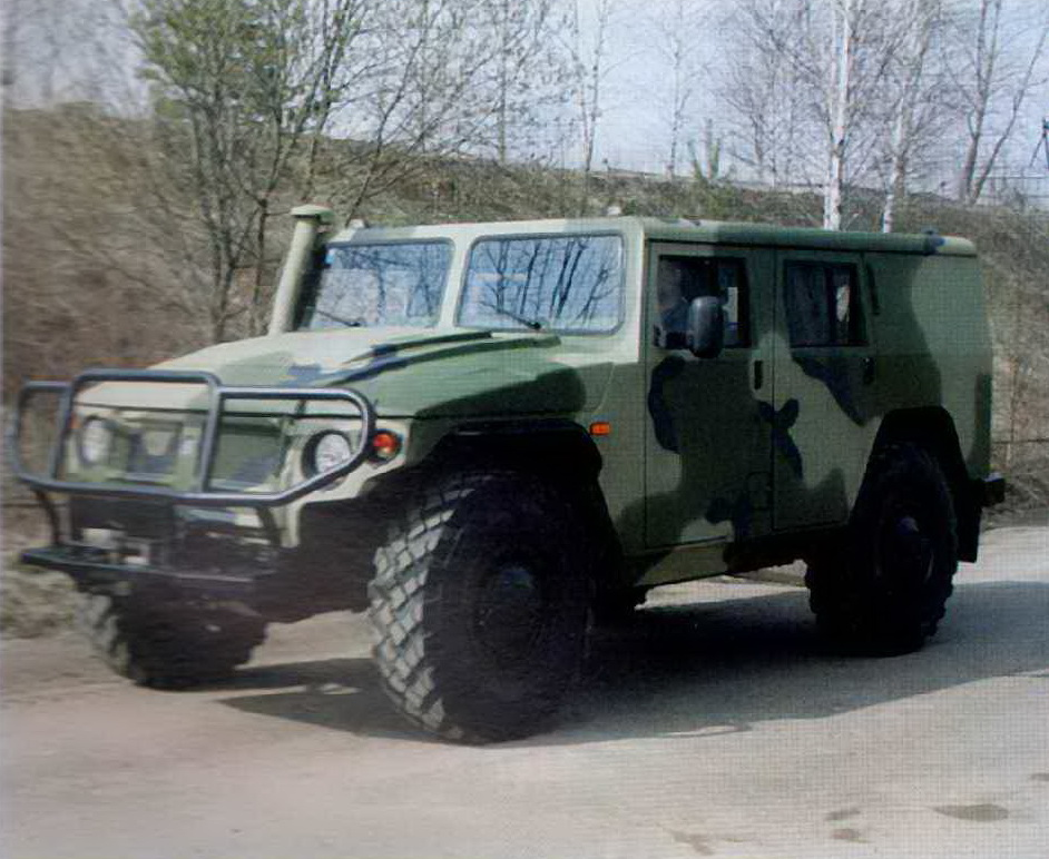 ���������� <strong>���</strong>-2330 �<strong>����</strong>� (GAZ-2330 �Tiger� vehicle)