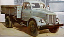 North Korean «Sungri-58» truck (129 Kb)