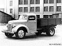 GAZ-11-51 truck prototype, 1940 (175 Kb)
