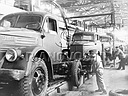 «Sungri-58» truck production, 01.04.1974 (168 Kb)