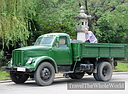 North Korean «Sungri-58» truck (90 Kb)