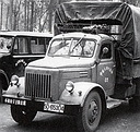 China's Wuhan WH130 truck, 1970 (308 Kb)