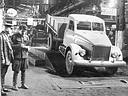 Early GAZ-51 production, 1946 (125 Kb)