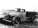 GAZ-11-51 truck prototype, 1939 (75 Kb)