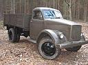 Polish «FSC Lublin 51» truck (45 Kb)