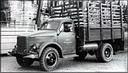 GAZ-51Szh truck with gas engine (48 Kb)