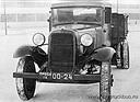 GAZ truck with Dodge D5 engine, 1937 (34 Kb)