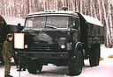 KamAZ-4350 «Mustang» (4x4) army truck (74 Kb)