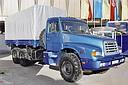 ...из российских автозаводов, попробовавшим получить капотную модель с кабиной бескапотного семейства, стал КАМАЗ.