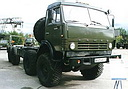 KamAZ-6350 «Mustang» (8x8) army truck (32 Kb)