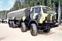 KamAZ-6350 «Mustang» (8x8) army truck (92 Kb)