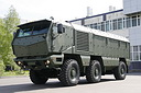 KamAZ-63968 «Typhoon» armored vehicle