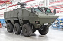 KamAZ-63969 «Typhoon» armored vehicle