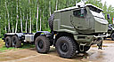 KamAZ-6560M (8x8) armored chassis, 2014 (348 Kb)