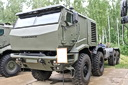 KamAZ-6560M (8x8) armored chassis, 2014 (303 Kb)