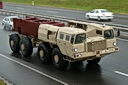 MZKT-543 (8x8) special wheeled chassis, 2009 (231 Kb)