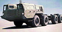 MAZ-543A (8x8) special wheeled chassis (177 Kb)