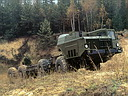 MAZ-543M (8x8) special wheeled chassis (184 Kb)