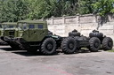 MAZ-543M (8x8) special wheeled chassis (472 Kb)