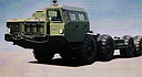 MAZ-543M (8x8) special wheeled chassis (139 Kb)