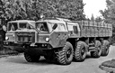 MAZ-7310 (8x8) trucks (42 Kb)