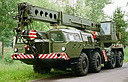 KS-5574 army crane (103 Kb)