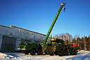 KS-5574 crane & 15T146 vehicle (264 Kb)