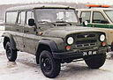 UAZ-296601 Bars (4x4) personnel car (17 Kb)