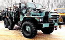 Ural-4320-31 (6x6) army vehicle (29 Kb)