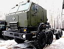Ural-53234-23 (8x8) army vehicle (297 Kb)