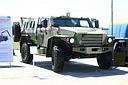 VPK-39271 «Volk-1» truck, IDELF-2010 (70 Kb)