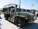 VPK-39272 «Volk-II» truck, IDELF-2010 (231 Kb)