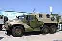 VPK-39273 «Volk-III» truck, IDELF-2010 (154 Kb)