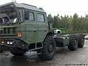 WS2300 (6x6) special wheeled chassis (70 Kb)