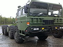 WS2400 (8x8) special wheeled chassis (67 Kb)