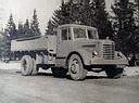 Early prototype of YaAZ-200 (4x2) truck, 1945 (363 Kb)