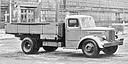 The first YaAZ-200 (OP-200) truck prototype, 1944 (64 Kb)
