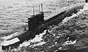 Project 667A nuclear strategic missile submarine (YANKEE-I class)