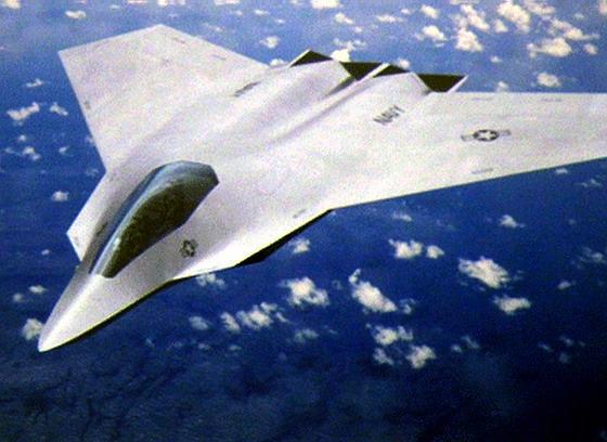 Какой будет военная авиация будущего