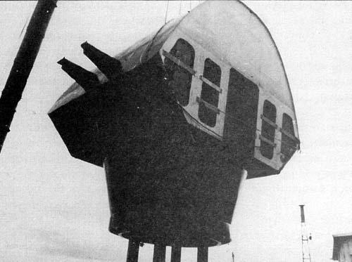 Спасение с аварийных подводных лодок